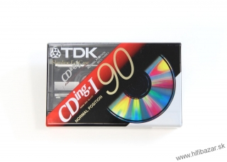 TDK CDing I-90 Position Normal