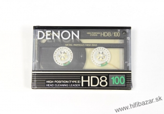 DENON HD8-100 Position Chrome