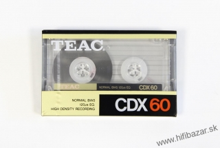 TEAC CDX-60 Position Normal