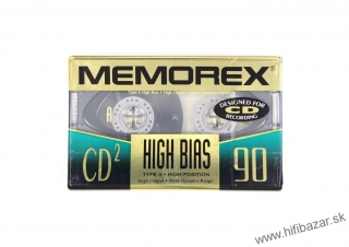 MEMOREX CD2-90 High Bias
