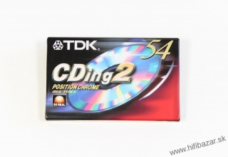 TDK CDing2-54 Position Chrome