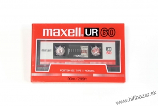 MAXELL UR-60 Position Normal