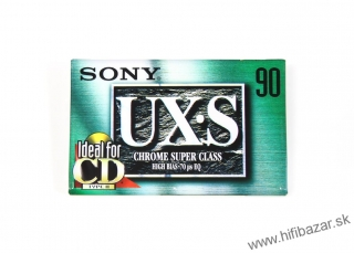 SONY UX-S90 Position Chrome