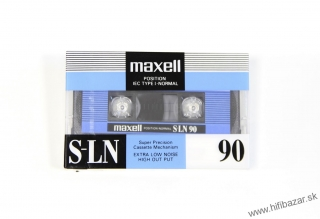 MAXELL S-LN90 Position Normal