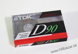 TDK D-90 Normal Bias