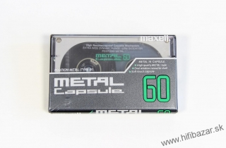 MAXELL CAPSULE-60 Position Metal