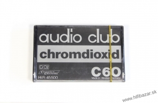 AUDIO CLUB C-60 Chromdioxid