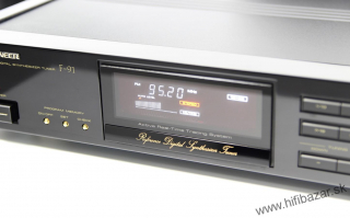 PIONEER F-91 Reference Master