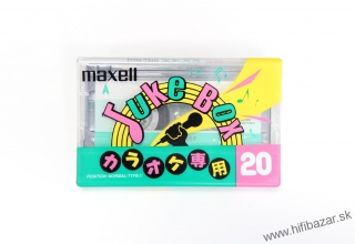 MAXELL JUKEBOX JB-20 Japan