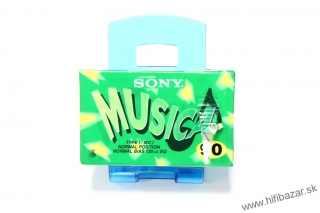 SONY MUSICA C-90 Position Normal
