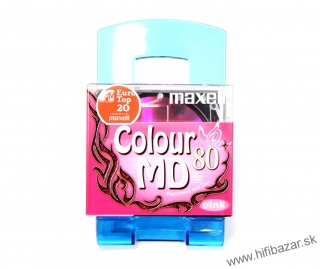 MAXELL MD-80 Pink