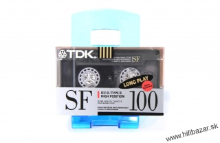 TDK SF-100 Position Chrome