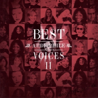 VINYL: BEST AUDIOPHILE VOICES II