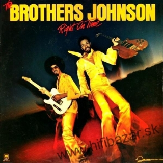 VINYL: THE BROTHERS JOHNSON