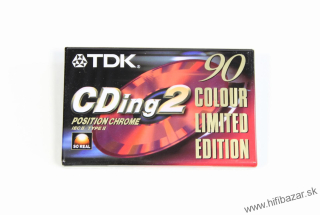 TDK CDing2-90 Colour LTD