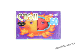 MAXELL CD'sII-60 Japan