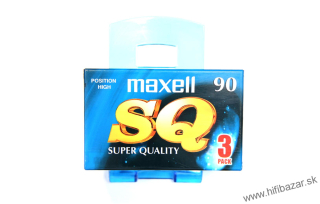 MAXELL SQ-90 Position Chrome 3PACK