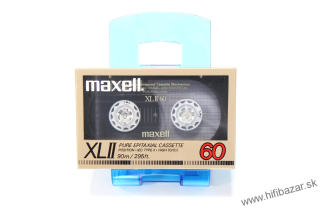 MAXELL XLII-60 Pure Epitaxial