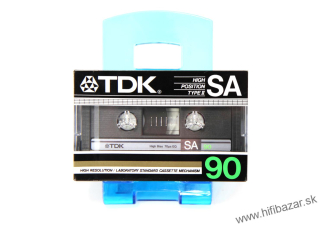 TDK SA-90 High Position