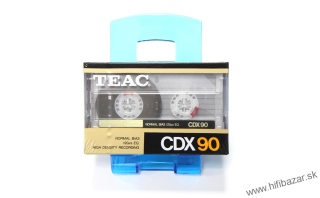 TEAC CDX-90 Position Normal