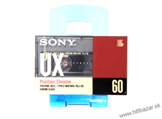 SONY UX-60 Position Chrome