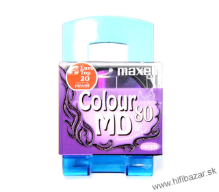 MAXELL MD-80 Purple