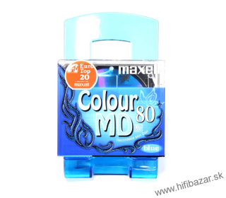 MAXELL MD-80 Blue